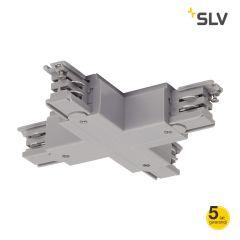 System S-TRACK X-łącznik srebrnoszary Spotline 175154 nowość