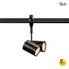 Lampa reflektor 2 płomienny BIMA do EASYTEC II czarny Spotline 184440