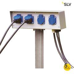 Blok zasilający 35cm srebrnoszary IP54 Spotline 227000