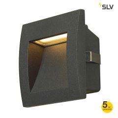 Lampa oprawa do wbudowania IP55 LED DOWNUNDER OUT S antracyt Spotline 233605
