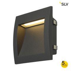 Lampa oprawa do wbudowania IP55 LED DOWNUNDER OUT L antracyt Spotline 233615