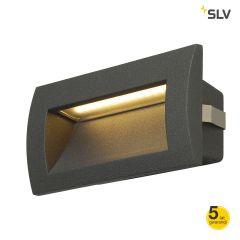 Lampa oprawa do wbudowania IP55 LED DOWNUNDER OUT M antracyt Spotline 233625