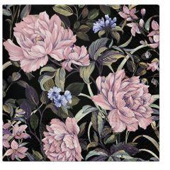 Pl Serwetki Flowers Mystery 139830