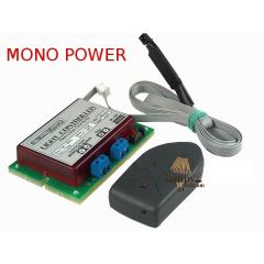 LED MONO POWER JU dimmer + 250W IR remote control