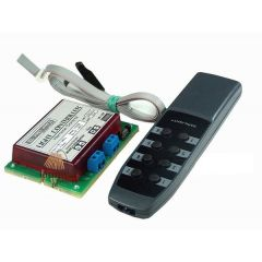 LED RGB JU controller + 130W IR remote control