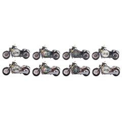 Pl Zegar Motocykl 137018