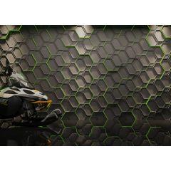 Panel dekoracyjny Hexagon Double