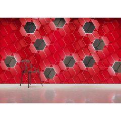 Panel dekoracyjny Hexagon Loupe