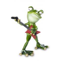 Frog Figurine Rockman 131141