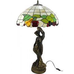 Stained Glass Lamp II Cz 89965