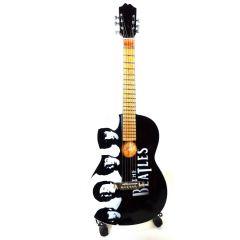 Mini gitara - The Beatles - Tribute ; skala 1:4; MGT-5111B