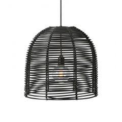 GARDEN24 Hanging lamp 1 flame LED 2,86W IP44 black MARKSLOJD 107990