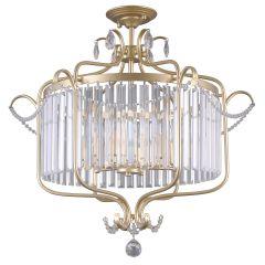 Rinaldo Italux pendant lamp PNPL-33057-6B-CH.G