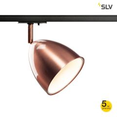PARA CONE 14 QPAR51 Lampa GU10 do szyny 1-fazowej miedziana/biała Spotline 1002875