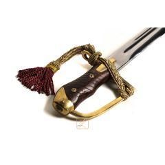Polish soldier saber, model 1934, smooth blade for dedication