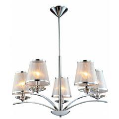 Lampa wisząca 5 płomienna Vento 5 CH Eurostar MDG7303/5CH