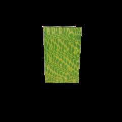 Abażur tworzywo zielony