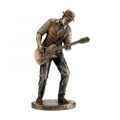 Jazz musician playing the guitar - Veronese figurine WU77180A4