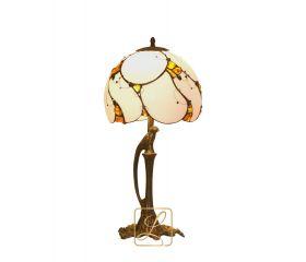 Lampa ozdobna na ptaku Bursztyn G3